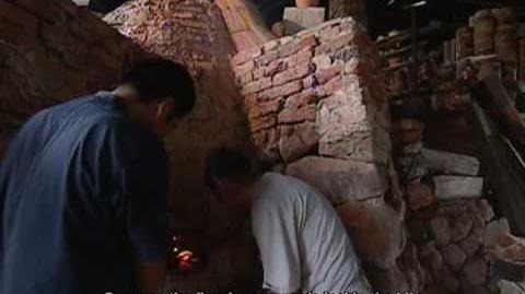 La técnica de cocción tradicional de la cerámica celadón de Longquan reconocida como Patrimonio Cultural de la Humanidad