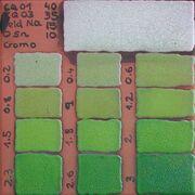 Cuerda verde test