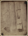 Antiquities of Samarkand. Madrasah of Bibi Khanym. Congregational Mosque. Column Base WDL3757.png