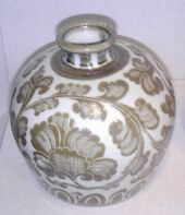 Song Dynasty Porcelain Bottle