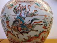 thermoluminescence datant de la céramique chinoise