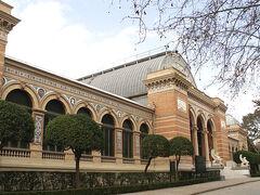 Palacio de Velazquez (Madrid) 01