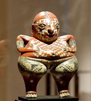 Chupicuaro statuette Louvre 70-1998-3-1