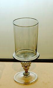 Baluster glass Grand Palais ODUT01301