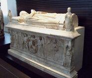Sarcófago de Doña Constanza de Castilla (M.A.N. 50242) 01