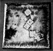 Cristalizaciones cuadradas