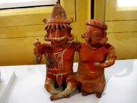 Ceramic male female joined nayarit