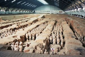 Xian guerreros terracota general