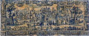 Aqueduto das Águas Livres - Azulejo