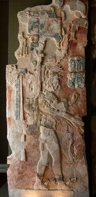 Palenque Relief