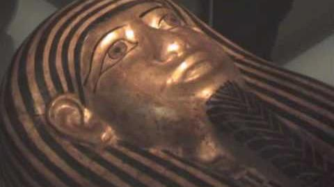 Tesoros del Museo Arqueológico Nacional - Egipto