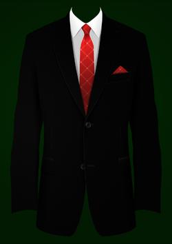Black suit by teezkut-d5qd27l