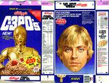 Kellogg's C-3PO's