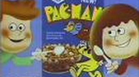 Pac-Man Cereal (Commercial -4, 1983)
