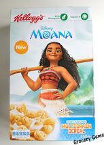Kellogg's Disney Moana Europe