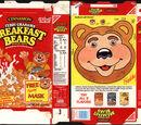 Teddy Grahams Breakfast Bears