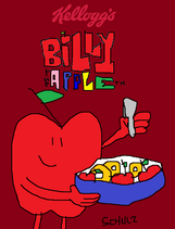 Billy the Apple cereal