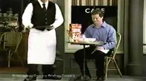 Kellogg's Cinnamon Krunchers TV Ad (2003)