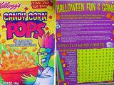 Candy Corn Pops
