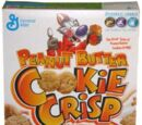 Peanut Butter Cookie Crisp