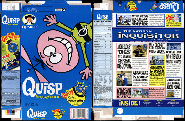 quisp cereal graveyard wiki fandom powered by wikia
