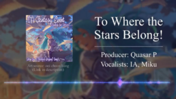 "Image of ""To Where the Stars Belong!"""