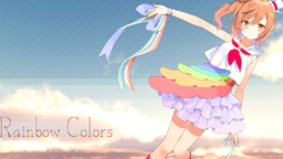 "Image of ""Rainbow Colors"""