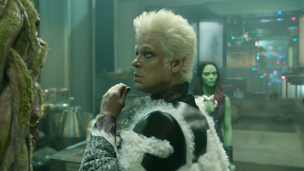 marvel guardians of the galaxy benicio del toro