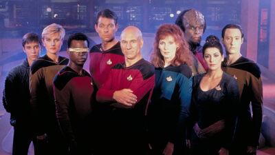 'Star Trek: The Next Generation' Cast Celebrates 30 Year Anniversary