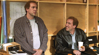 Does the Quality of Nic Cage Films Depend on the Length of His Hair?