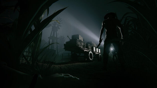 Outlast 2 Delay Image 1