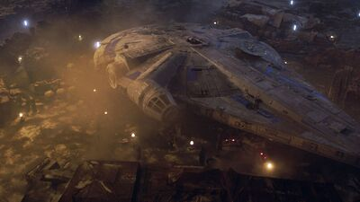 The Kessel Run and Other Great Piloting Moments in Star Wars History