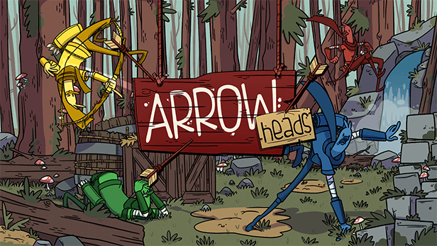 Arrow Heads, a game from EGLX