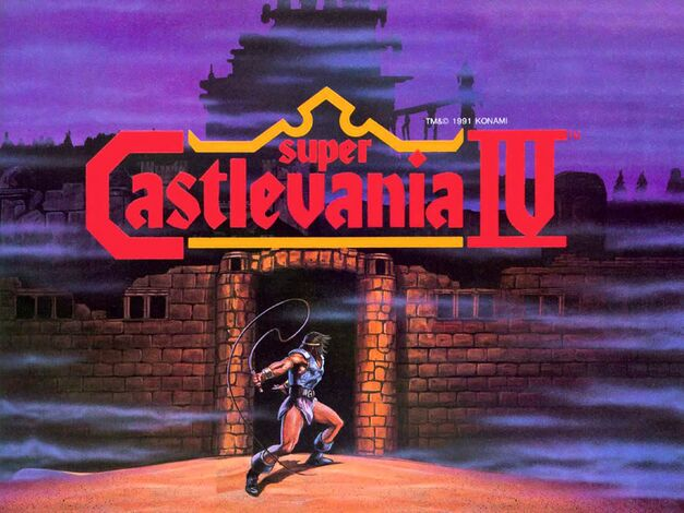 Castlevania 30th Anniversary Super Castlevania IV