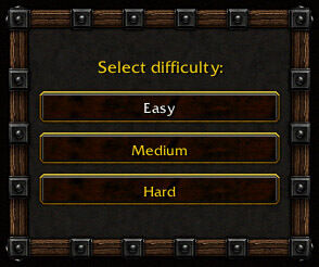 difficultysettings