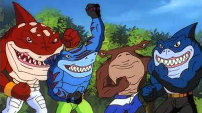 The Worst 'Teenage Mutant Ninja Turtle' Rip-Offs Ever