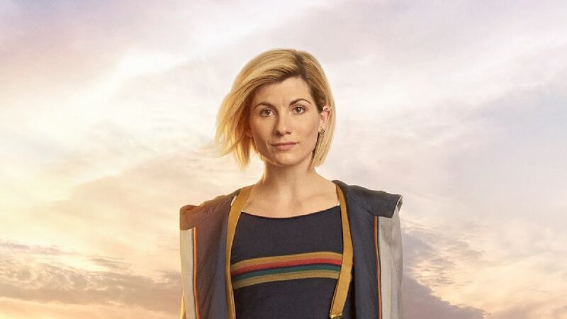Doctor Who-Jodie Whitaker
