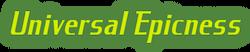 Universal Epicness Logo