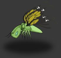 Apps butterfly wings