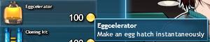 Eggcelerator