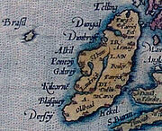 220px-Ortelius 1572 Ireland Map
