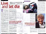 Doctor Who Magazine 282 (27-28)