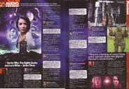 The Eighth Doctor and Lucie series 3 preview