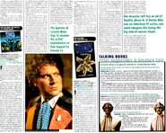 Doctor Who Magazine 293 (43-44)