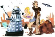 Blood of the Daleks comic preview