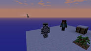 Minecraft, me and Shaun204