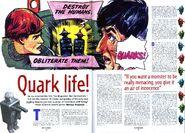 Doctor Who Magazine 268 (26-27)