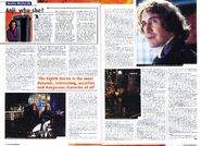 Doctor Who Magazine 294 (12-13)