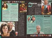 Doctor Who Magazine 377 (26-27)