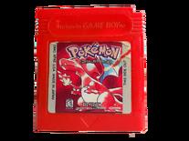 Pokemon Red Game Cartridge